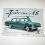 1961 Ford Falcon Multi-page Brochure