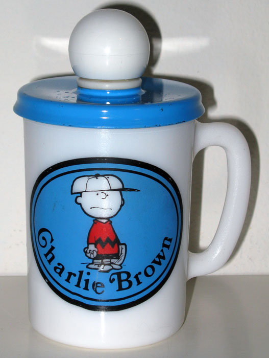 Charlie brown avon shaving mug for Bathroom decor home goods