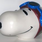 Flying Ace Snoopy Bubble Bath Head