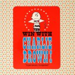 Charlie Brown Election Post Card