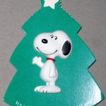 Snoopy Kids Zipper Pull Gift Trim