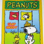 Beaglescout Snoopy & Woodstock Coloring Book