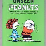 Unseen Peanuts Comic Book