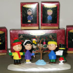 30th Anniversary of A Charlie Brown Christmas Set of 5