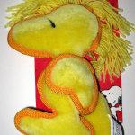 Woodstock Plush Squeaky
