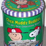 Snoopy & Charlie Brown Muddy Buddies Tin