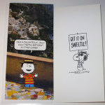 Charlie Brown & Snoopy 'Jolly' Birthday Card