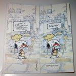 Snoopy '29th Birthday' Birthday Card