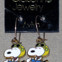 Flying Ace Earrings