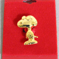 Joe Cool gold tone Pin