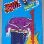 Snoopy Rock Star Outfit