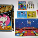 Disco Snoopy Colorforms