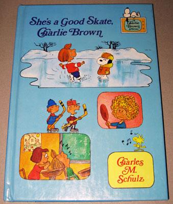 She's a Good Skate, Charlie Brown Book