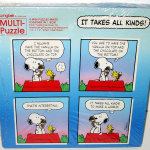 Snoopy & Woodstock 'It Takes All Kinds' Puzzle