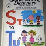 The Charlie Brown Dictionary St to Tu