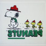 Snoopy & Woodstock Beaglescouts T-shirt Transfer