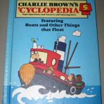 Charlie Brown's 'Cyclopedia, Featuring Boats and Other Things that Float, Vol. 5