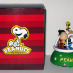 Peanuts Gang on Merry-go-round Musical