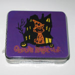 Lucy Witch & Haunted House Halloween Novelty Lunchbox