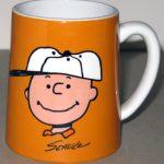 Charlie Brown Music Stein