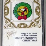 Merry Snoopy's Christmas Audio Tape