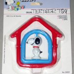 Snoopy in house Teether Toy