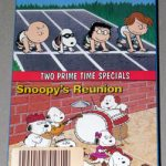 You're the Greatest, Charlie Brown & Snoopy's Reunion Video Tape