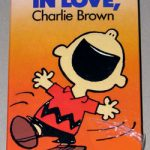 You're in Love, Charlie Brown VHS Video Cassette Tape