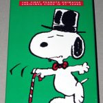 It's Christmas Time Again, Charlie Brown VHS Video Cassette Tape