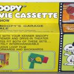 Snoopy Movie Cassette – Snoopy's Garage Sale