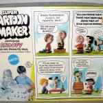 Peanuts Super Cartoon Maker