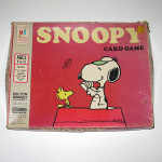 Snoopy Card Game
