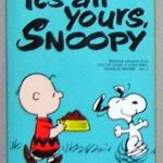 It's All Yours, Snoopy