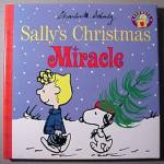 Sally's Christmas Miracle Book