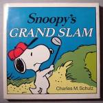 Snoopy's Grand Slam Book