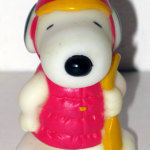 New Zealand Snoopy World Tour Series 1 Toy