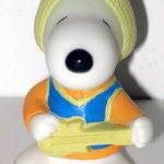 Jamaica Snoopy World Tour Series 2 Toy