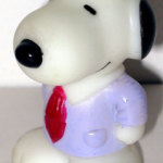 France Snoopy World Tour Series 1 Toy