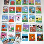 Peanuts Preview Edition Trading Cards