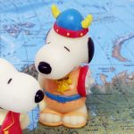 Norway Snoopy World Tour Series 1 Toy