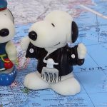Japan Snoopy World Tour Series 1 Toy