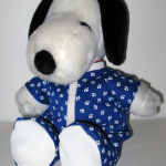 Snoopy in Pajamas Plush