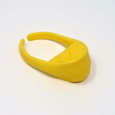 Yellow Seed Sack Figure
