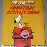 The Peanuts Christmas Activity Book