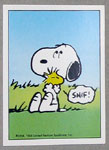 Snoopy and Woodstock hugging Sticker – #51