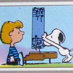 Snoopy and Schroeder Sticker – #145