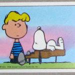 Snoopy and Schroeder Sticker – #146
