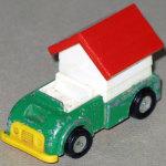 Snoopy Doghouse Car