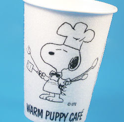 Snoopy Chef Collectibles
