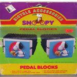Snoopy Pedal Blocks
